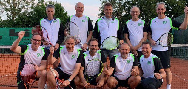 Ü50 Herrenmannschaft Tennis