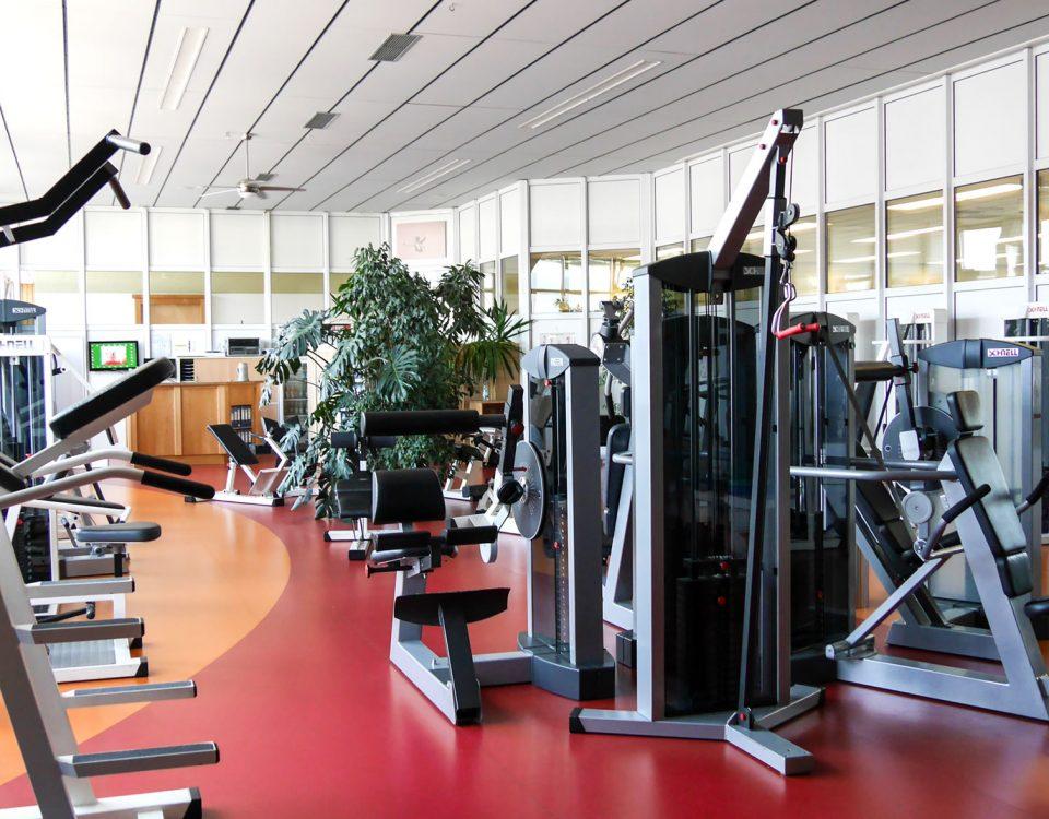 SVesting Fitnessraum