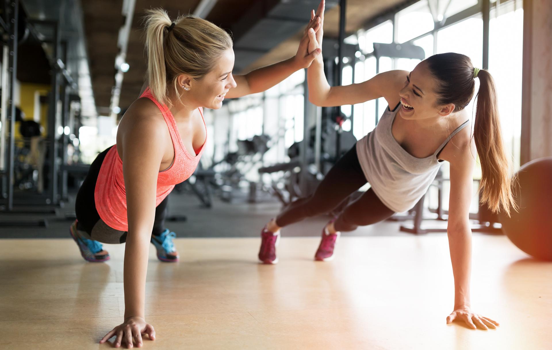 Rundum fit & kräftig