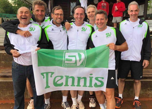 Herrenmannschaft Ü50 Tennis