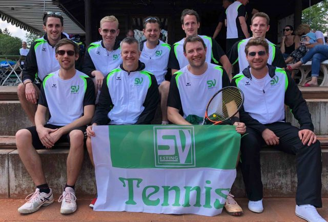 Herrenmannschaft Tennis